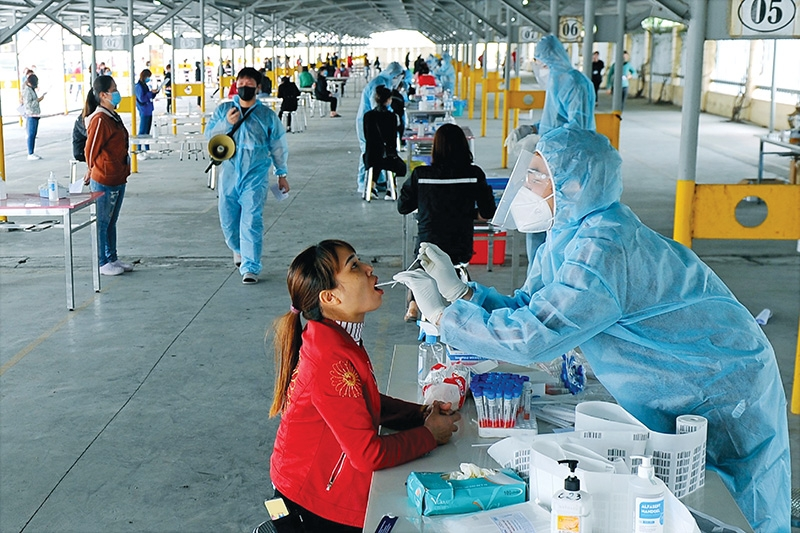 Localities step up in pandemic battle