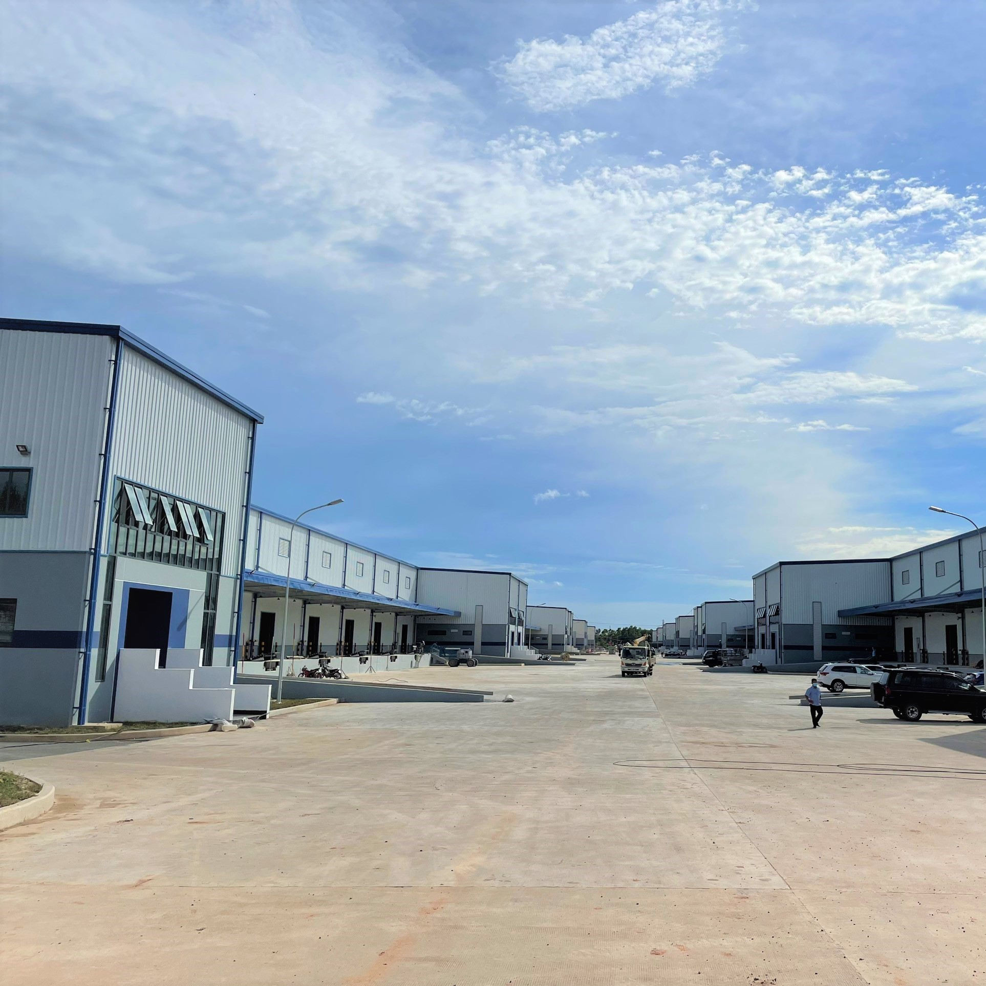 Warehouse For Rent In My Phuoc 4 IP Binh Duong