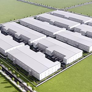 Warehouse For Rent In Nhon Trach 2 – Loc Khang IP Dong Nai