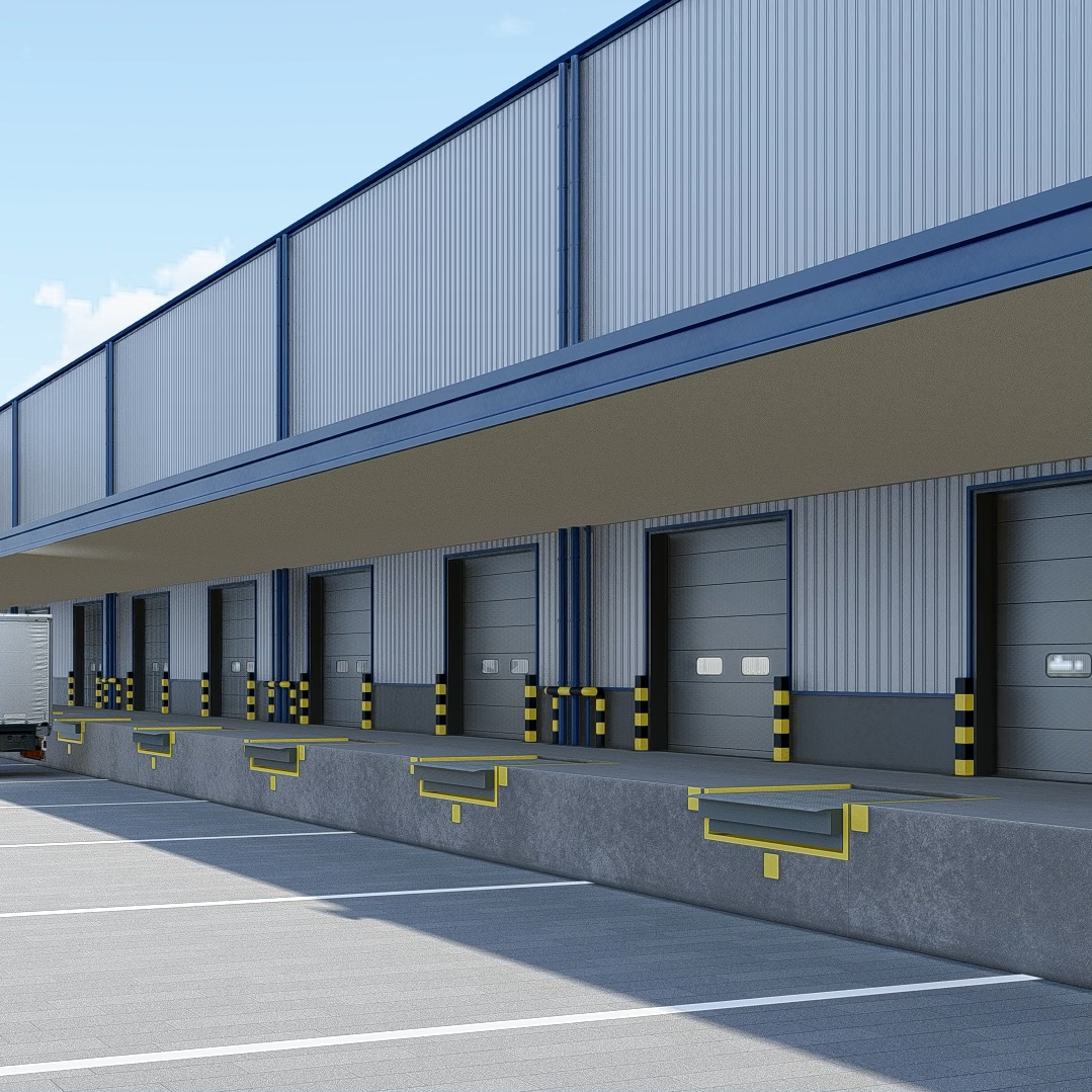 Warehouse For Rent In Deep C IP Hai Phong